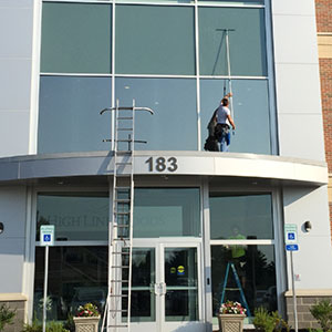 commercial window cleaning New Hampshire
